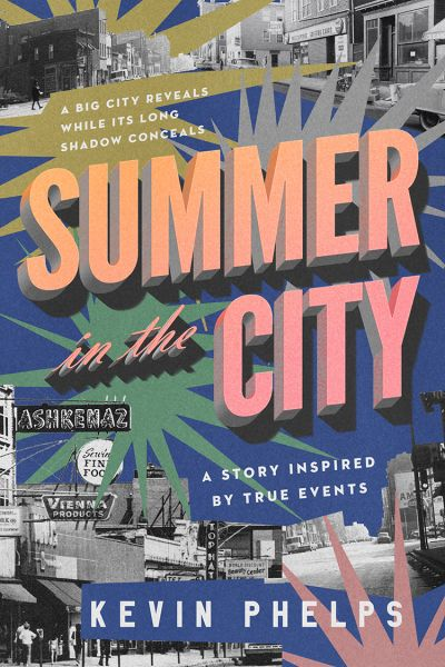 Summer in the City Layout