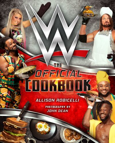 WWE Official Cookbook